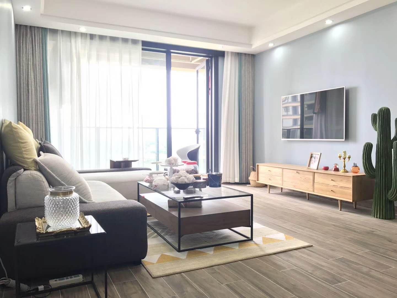 香溪印象143平14l楼带家电家具售290万