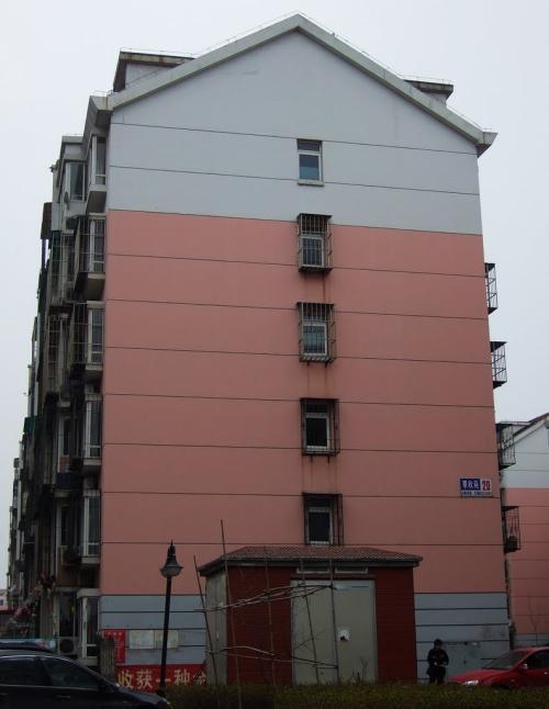 下傅垂直房5层600平整租