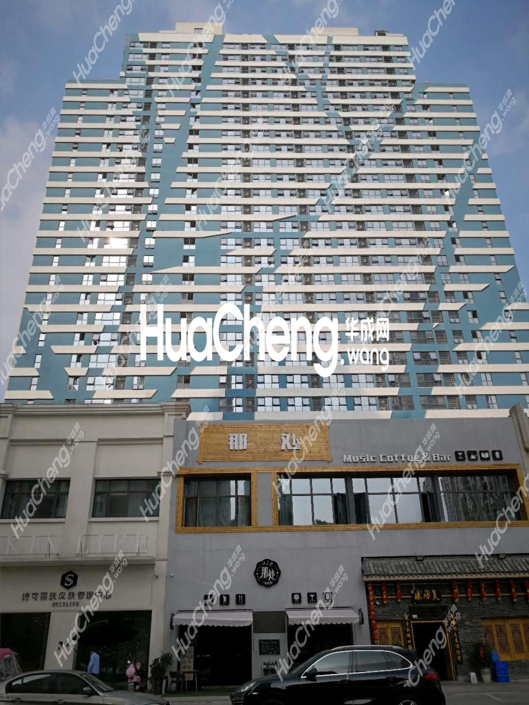 新上房源 精装修 小户型 带电梯 万达广场公寓 价格低洼