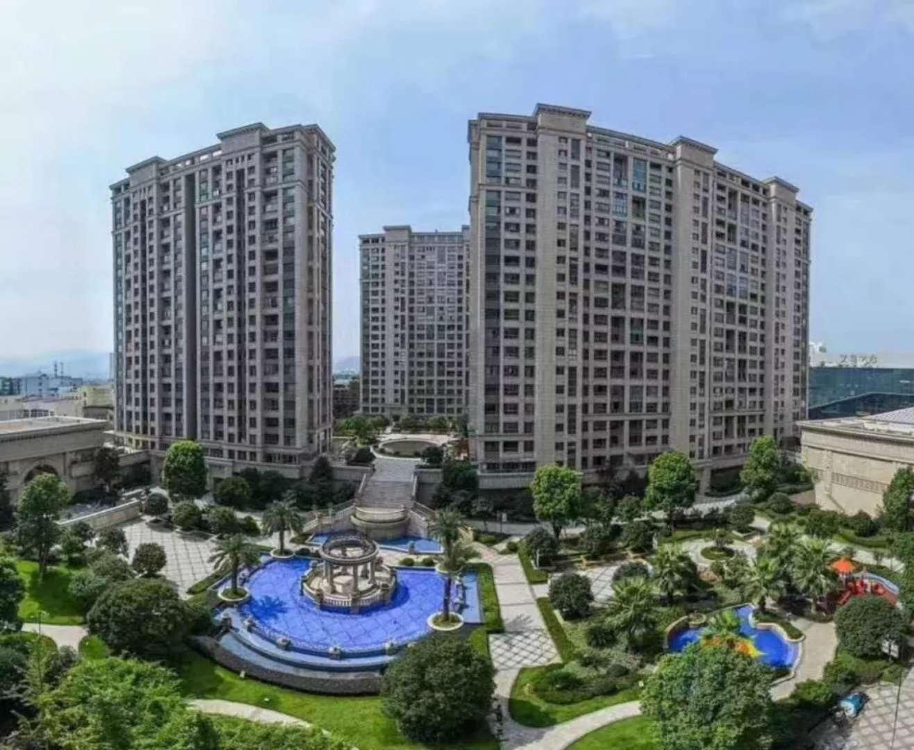 义乌中心一手新楼盘 中央公馆 买房送装修