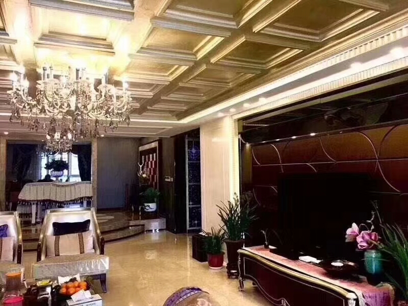 欧景名城266平边套高楼层位置好豪华装修300万房东诚心出售