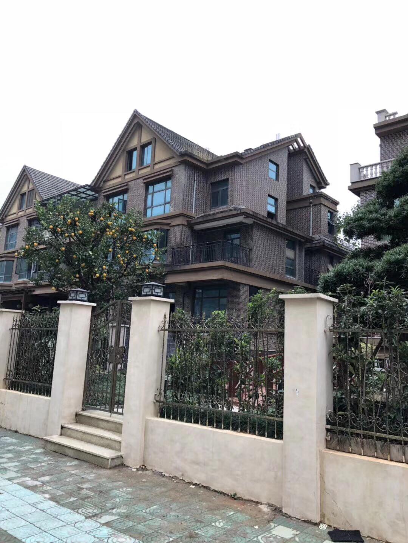 金城2期连体别墅带大花园400平