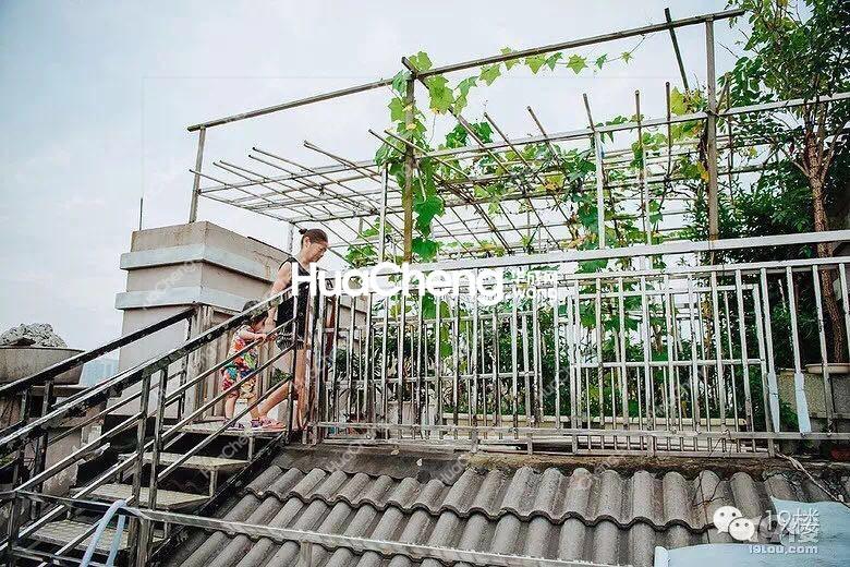 丹溪三区2间顶楼双层使用带大露台居家首选