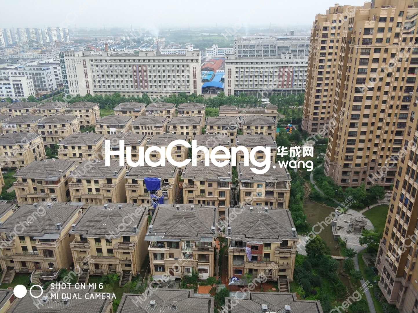 万商华府最好147户型6栋7栋房子前后无遮挡全明户型房东急卖