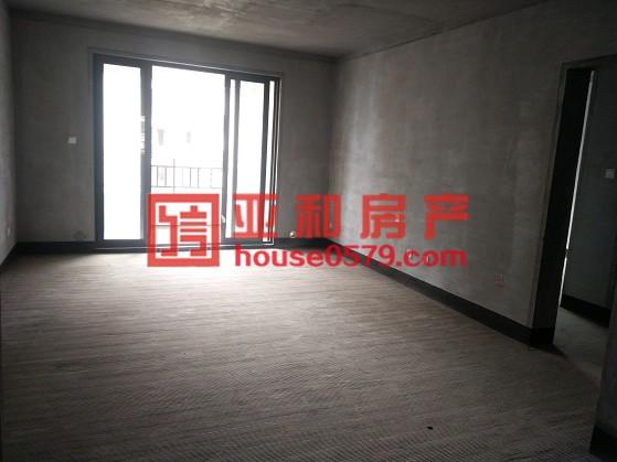 【中央公馆】市区中心地段高端小区  高楼层确权90平 毛坯房