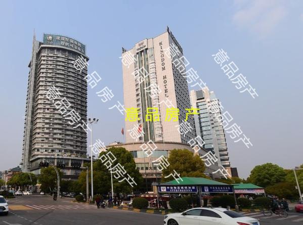 现代公寓 经济开发区小学 楼中楼 40+40平 106万