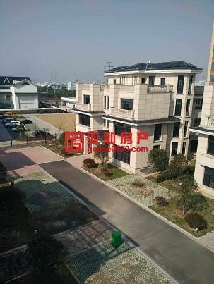 【朝阳湖畔】佛堂独栋别墅带地下车库入户花园大露台 毛坯房