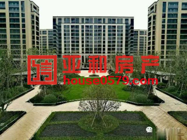 【香溪裕园】绿城物业高绿化140平大三居 低楼层带车位视野好