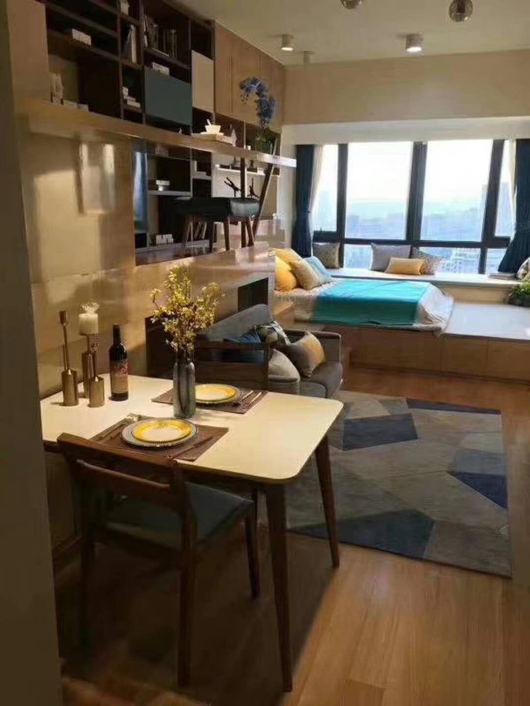 木雕城现房公寓  轻轨口 可读书 配套完善