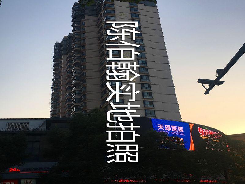 江东江景房,复式结构楼中楼,使用面积220平,新光汇旁边