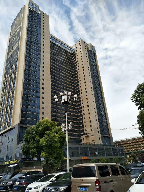 宾王三学区电梯高层 70年住宅 实际面积128平 得房率超高