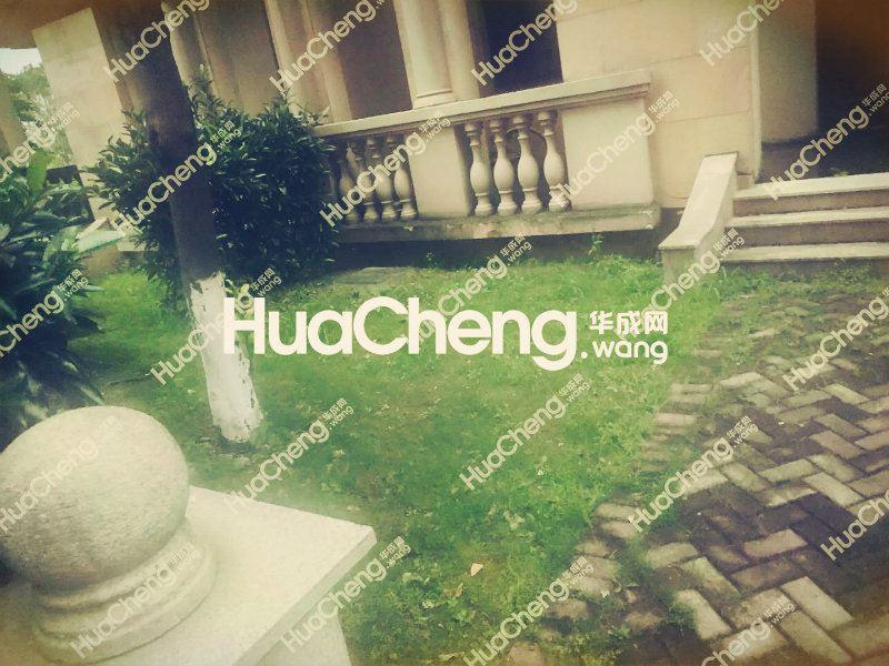 城西丨万商华府别墅 前+后两个大花园 边套  品质的象征