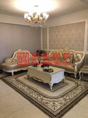 【中顺国际】120平三室二厅 精装修家电家具送 急售价格可谈