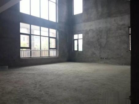 义乌边上紫荆别墅,双拼排屋花园200平建筑450低价 急卖可