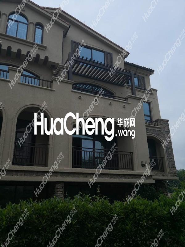 紫荆一期独栋别墅 位置好 可按揭 满2年 绿化环境好 价格低