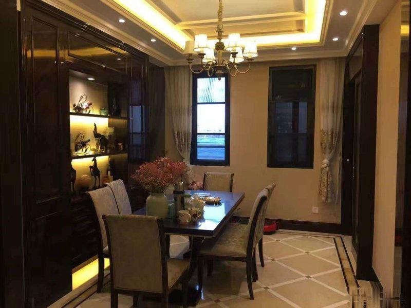 绿城玫瑰园义乌高档小区,品质保证豪华装修带双车位,房东诚心急