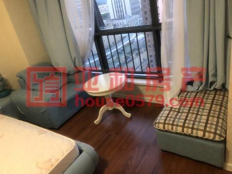 【亚和认证房】义乌万达广场 单身公寓41平精装 朝南户型