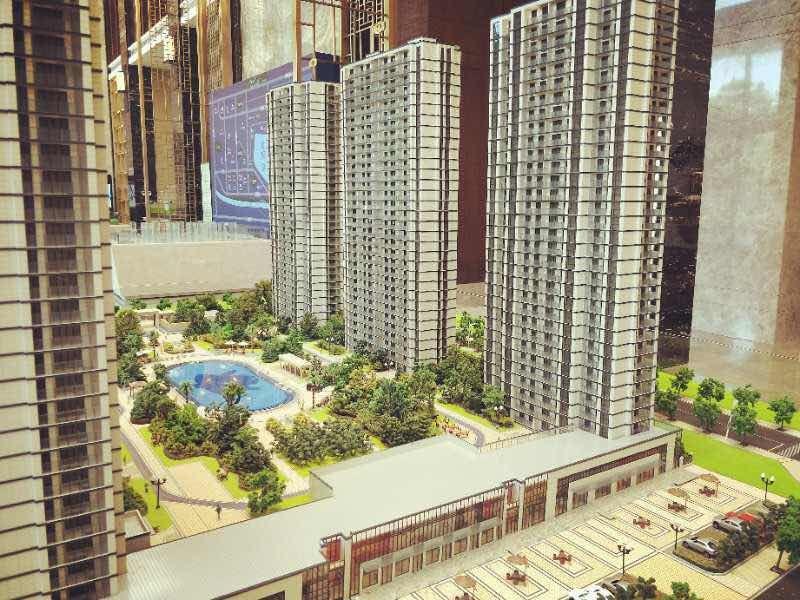 8号公馆 浦江核心区域 毗邻金狮湖 浦江CBD中心最壕宅
