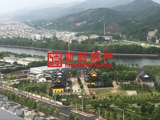 【亚和认证房】绿城玫瑰园高档新小区义乌江景房143平398万