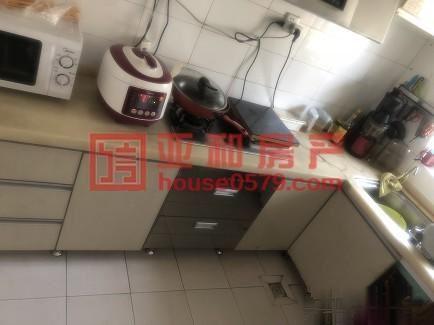 宾王中小学 一梯一户两室居家户型 清爽装修满两年随时过户