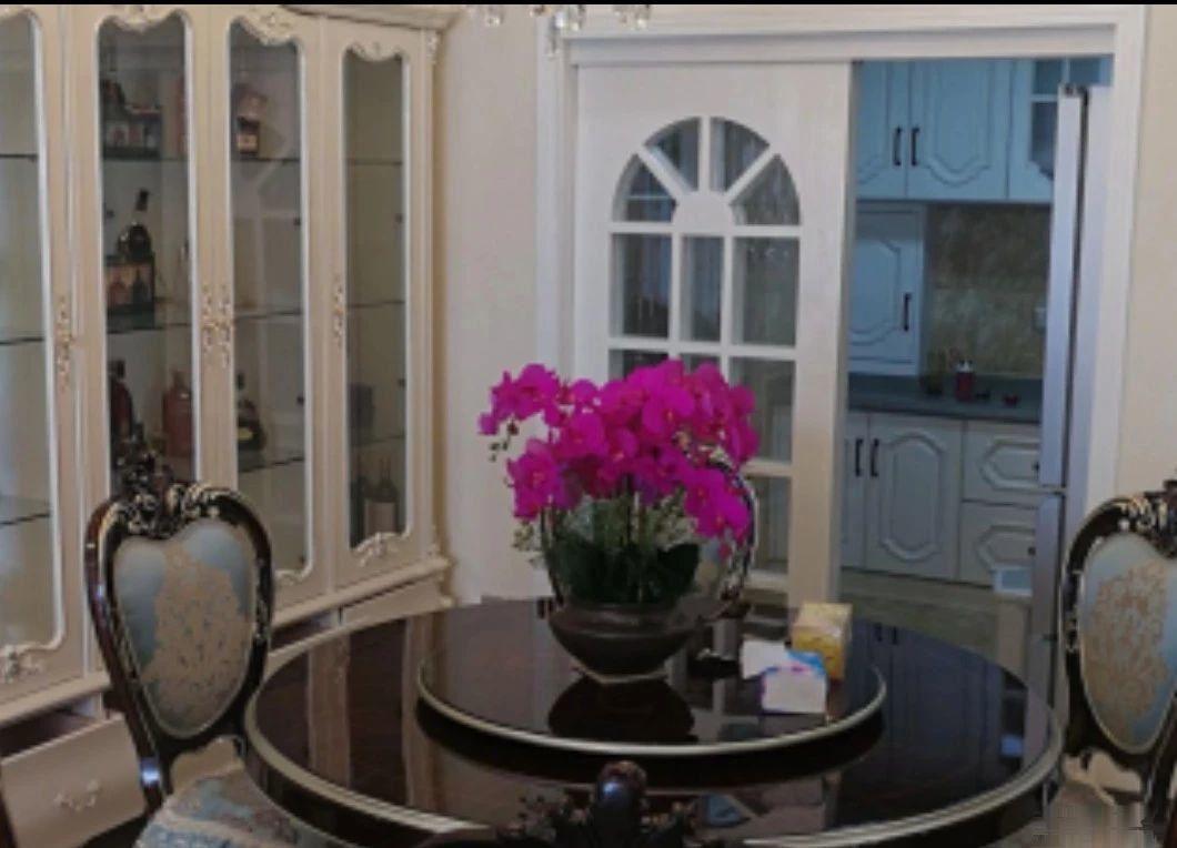 稠江 绿城玫瑰园 高端小区 精装修提包住 南北通透大气3房
