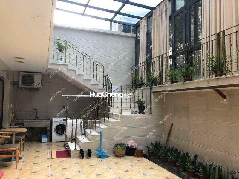 华成专有 荷塘雅居稀X房源 大阳光房 环绕式花园 精装80W