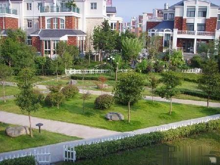 嘉鸿华庭独栋沿江500平私家花园 地理位置佳精装修目前空置