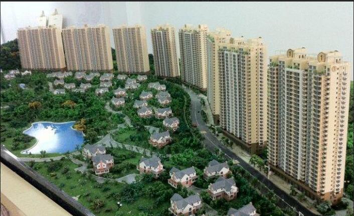 东阳紫荆公寓 豪华毛坯 南北通透 随时看房