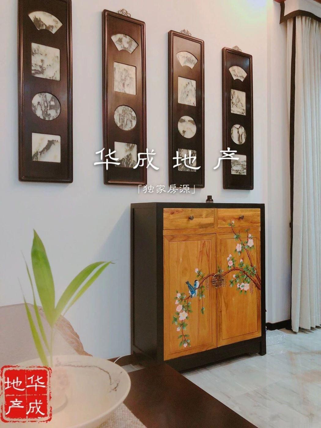江东 高端 别墅 星城广场 豪华装修 新中式风格 诚心出售