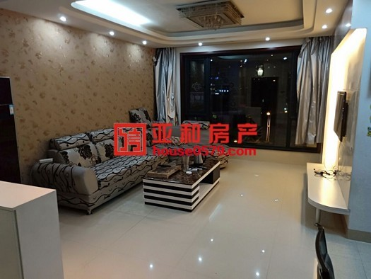 嘉禾广场绣湖中学学区 小区最好的位置两室精装修98平230万