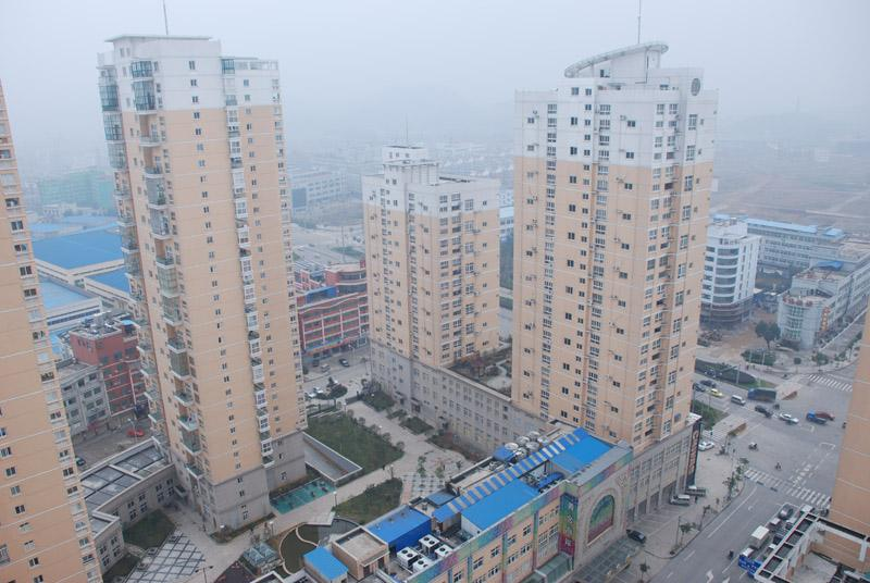 稠江经贝家园复式楼中楼 年租3万5 位置好 视野开阔诚心出售