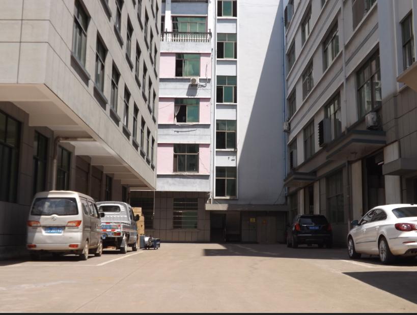 义亭黄林山工业区厂房出租每层500平15楼都有