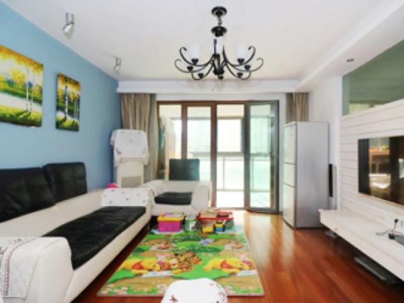 皇冠长岛高层电梯房 137平方 精致三房单价只需1.1万