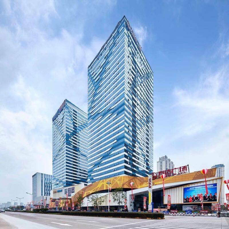 义乌繁华地段CBD中心写字楼 办公 电商 投 资既买既收益