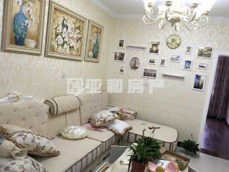 江东商苑 成熟小区 人气旺 89平精致两室精装修价格可议!