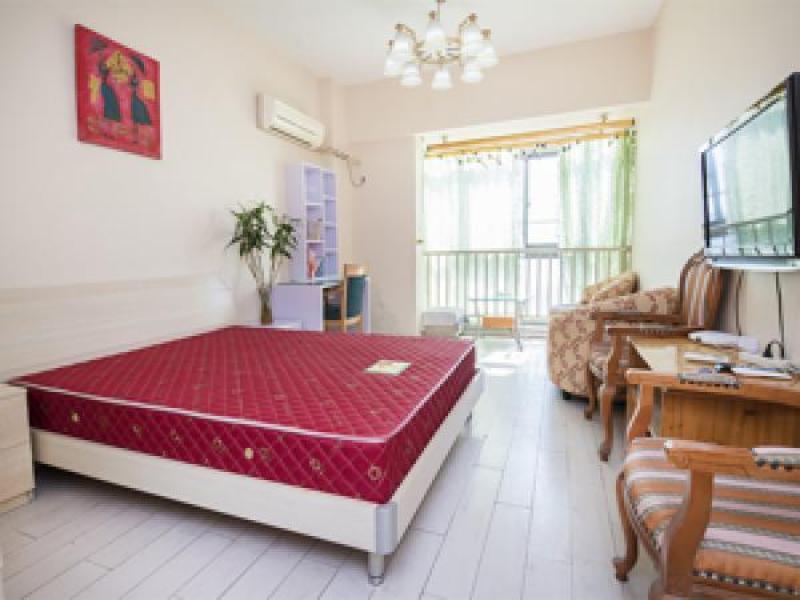 龙回九号 中间楼层 采光好 一室一厅 居住舒适 精致装修
