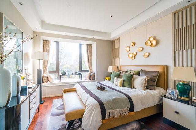 紫荆公寓 06户型使用面积多一个房间 可做三房