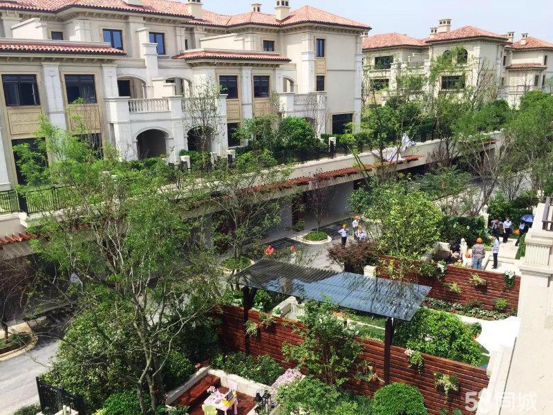 绿谷云溪 合院在售 超低价 大花园 滨江物业环境没得说