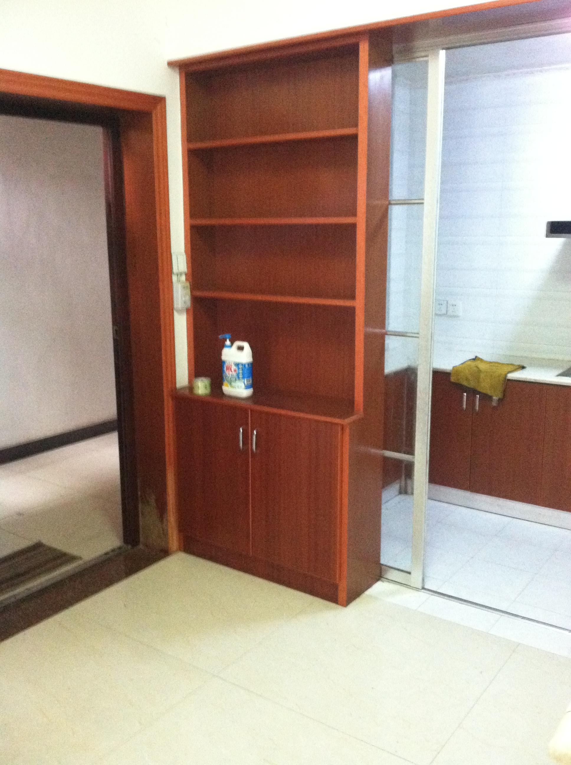 紫荆公寓精装修O户型证件齐全满两年高层景观房可按揭