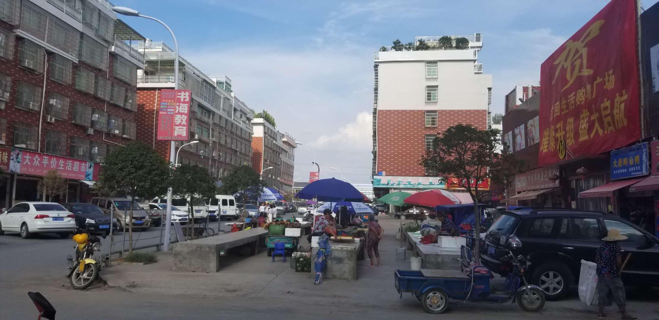义乌农村人的福利,龙回小区主街店面垂直楼诚心转让稀缺资源急卖