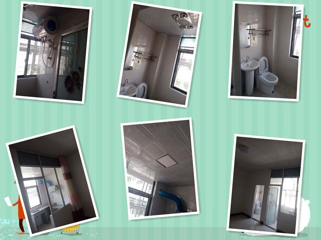 柳青6区29幢3单元二室一厅、单间出租