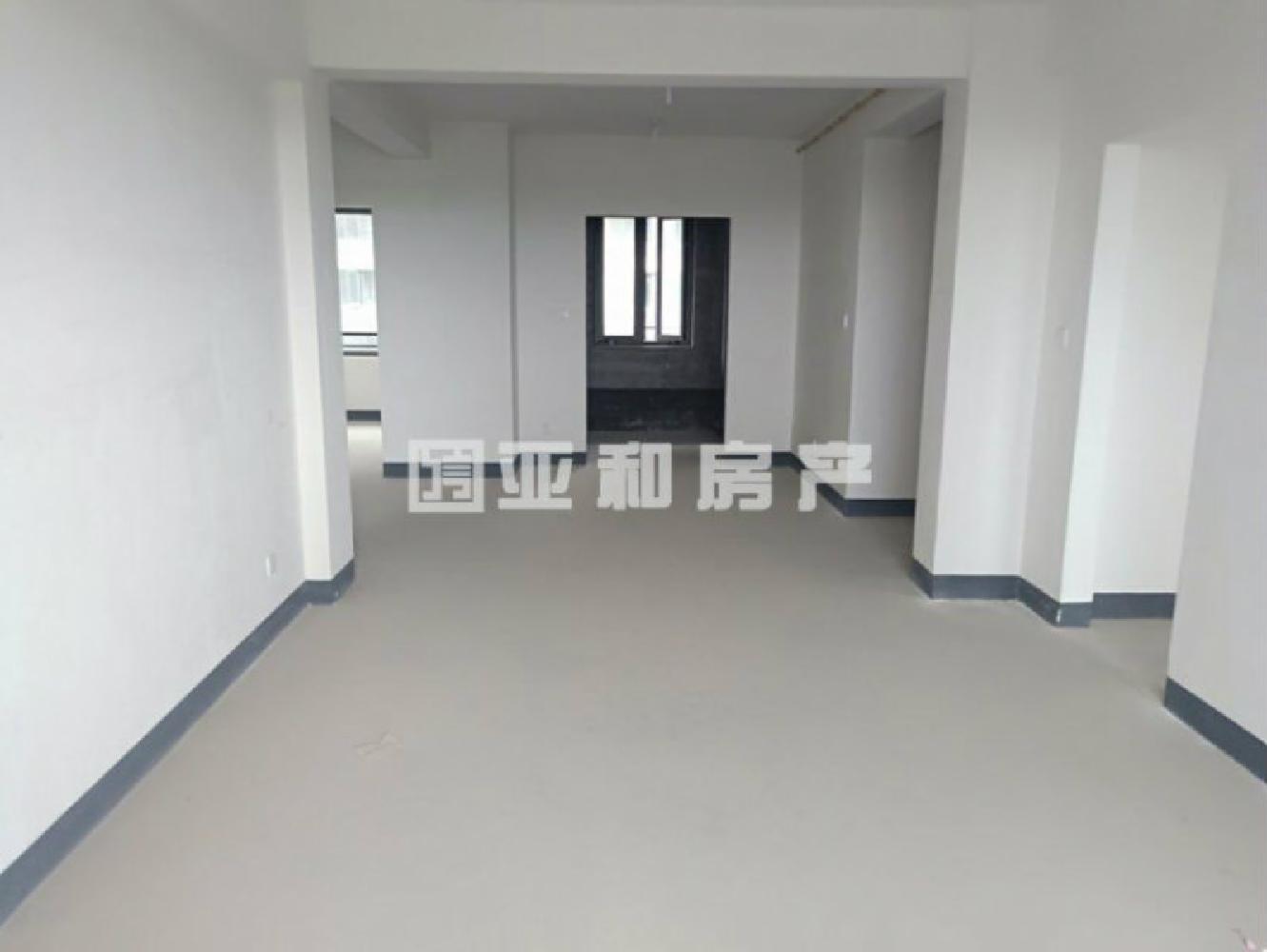 九州百合 128平方168万 毛坯新房 可自主装修 随时看房