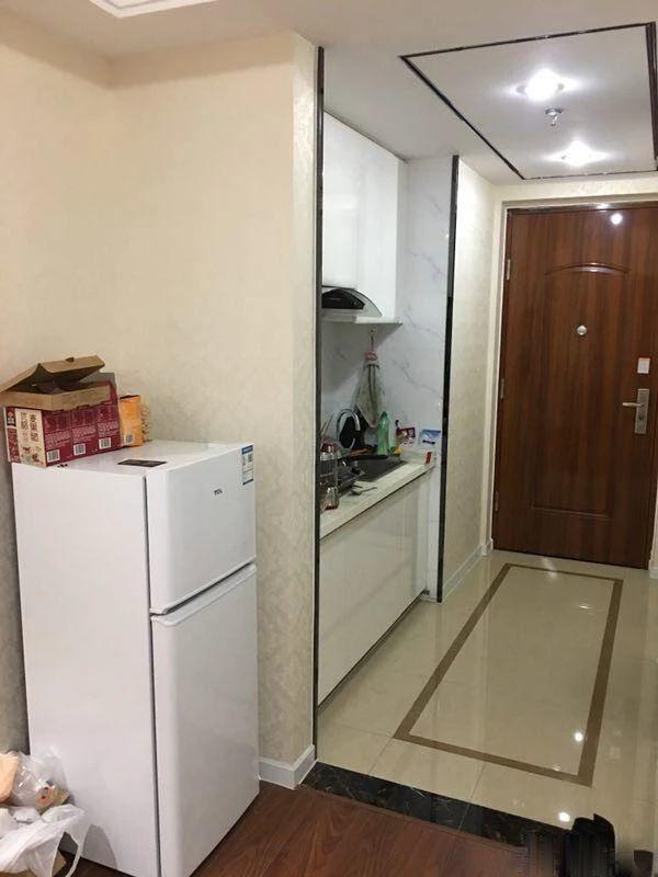 万达公寓 一手自住房源 朝欧景 精装修 买来自住从此不受租约