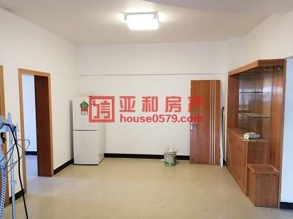 阳光都市公寓  三室格局  清爽装修拎包入住  边套赠送车位
