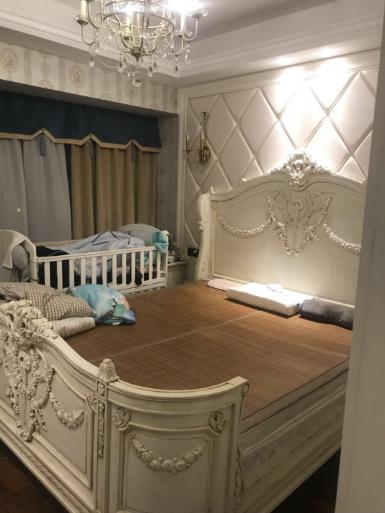 紫荆庄园 精装两室 学区房拎包入住