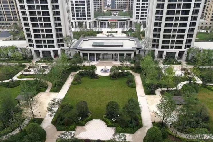 苏溪安福家园十合里 户型方正 绿城物业110万