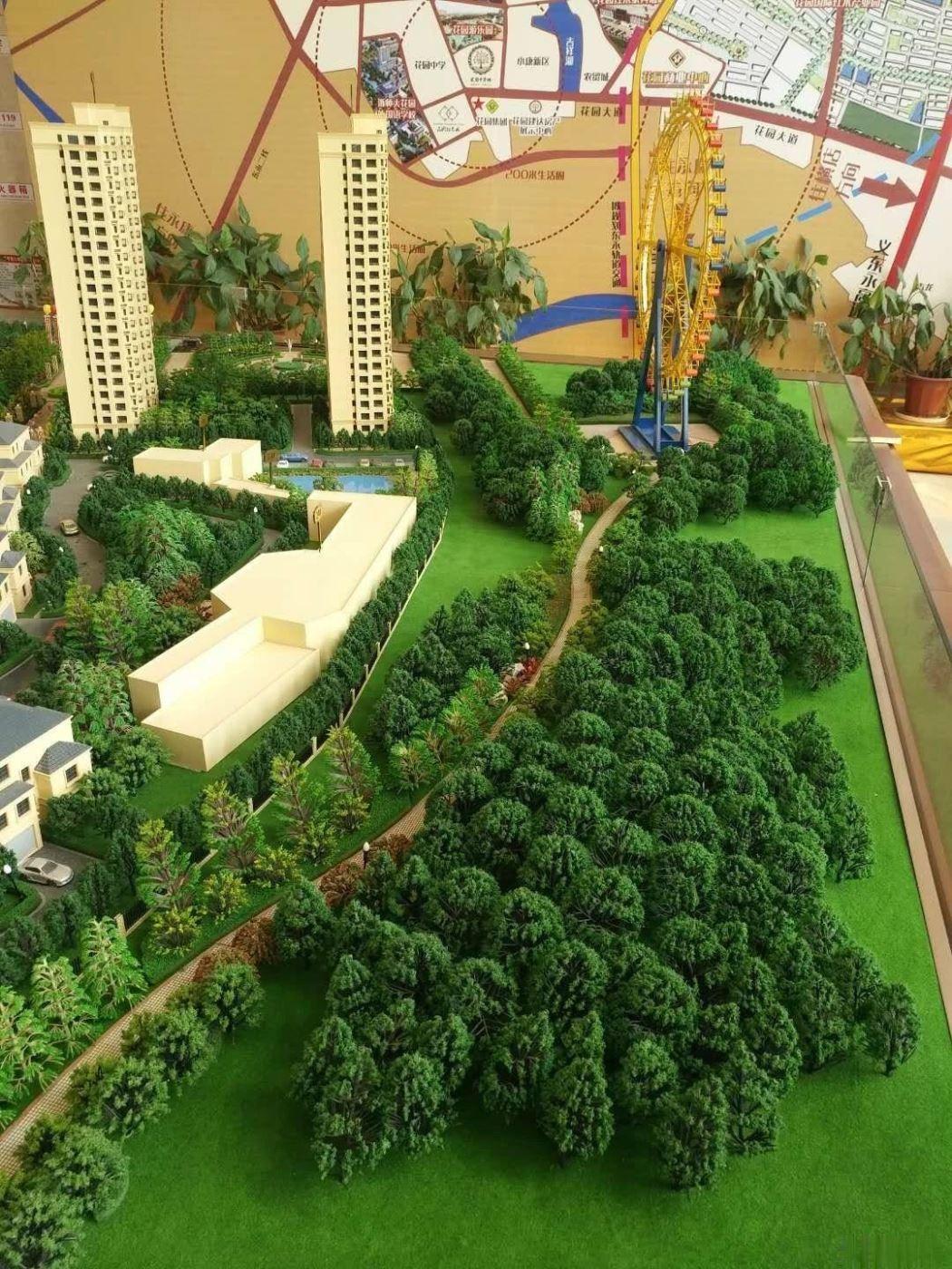 花园中华城位于东阳花园村,位置号单价便宜,均价7500,