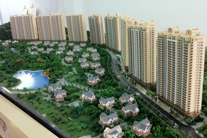 紫荆公寓106+106复式楼中楼纯毛坯135万精装的180万