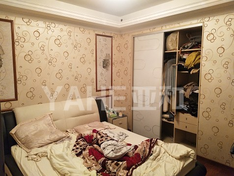 春晓美墅星辰广场 64平清爽装修只卖115万 小面积两室