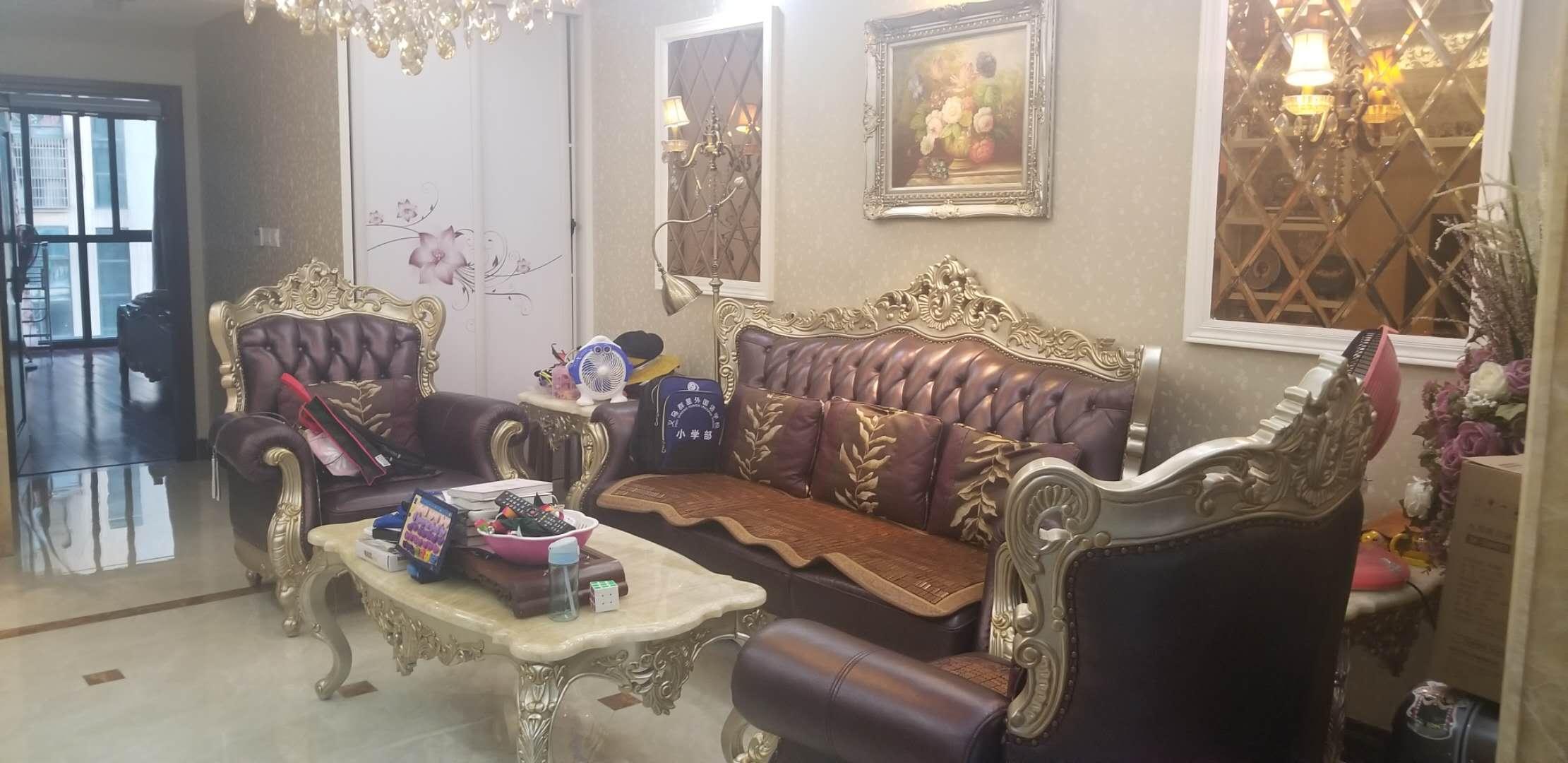 金城二期 130平米精装新房 不得已诚心出售 欢迎垂询!!!